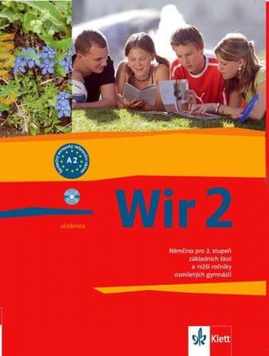 Giorgio Motta: Wir 2 - Učebnice cena od 149 Kč