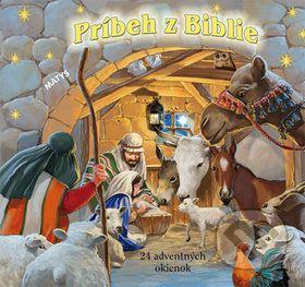 Príbeh z Biblie - 24 adventných okienok cena od 86 Kč