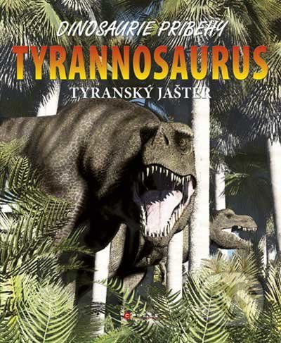 Rob Shone: Tyrannosaurus cena od 54 Kč