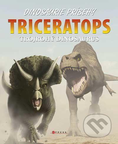 Rob Shone: Triceratops cena od 126 Kč