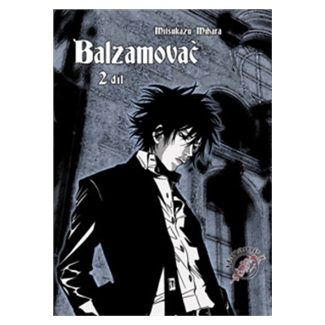 Mitsukazu Mihara: Balzamovač - 2. díl cena od 148 Kč