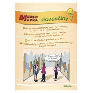 didaktis MemoMapka slovenčiny 1 cena od 110 Kč