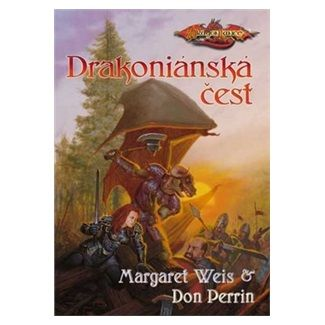 Margaret Weis, Don Perrin, Keith Parkinson: DragonLance - Drakoniánská čest cena od 142 Kč