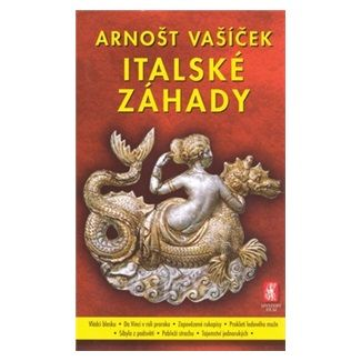 Arnošt Vašíček: Italské záhady cena od 111 Kč