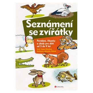 Iveta Novotná: Seznámení se zvířátky cena od 145 Kč