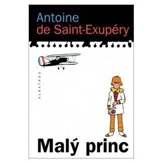 Antoine de Saint-Exupéry: Malý princ cena od 128 Kč