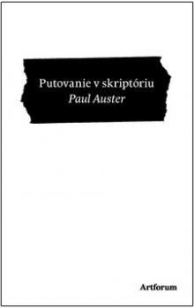 Paul Auster: Putovanie v skriptóriu cena od 122 Kč