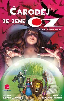 Čaroděj ze země Oz (komiks) cena od 176 Kč