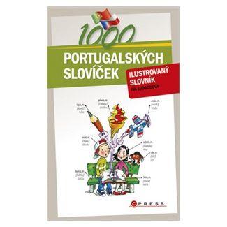 Iva Svobodová: 1000 portugalských slovíček cena od 114 Kč