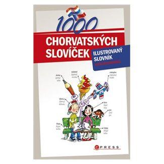 Lucie Rychnovská: 1000 chorvatských slovíček cena od 126 Kč
