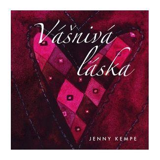 Jenny Kempe: Vášnivá láska cena od 119 Kč