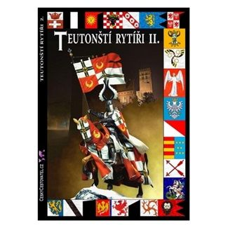 Wolfgang Schwangen, František Kuník: Teutonští rytíři II. cena od 99 Kč