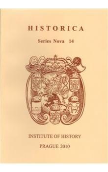 kol.: Historica. Series Nova 14 cena od 152 Kč