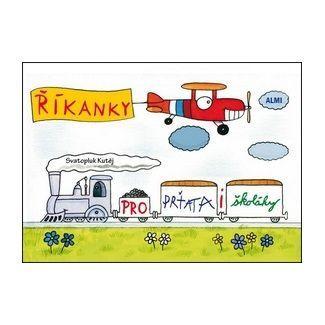 Svatopluk Kutěj, Vojtěch Otčenášek: Říkanky pro prťata i školáky cena od 105 Kč