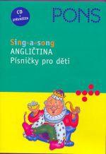 Angličtina Písničky pro děti cena od 74 Kč