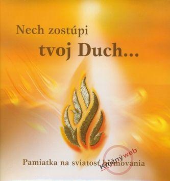 Edycja Swietego Pawla Nech zostúpi tvoj Duch... cena od 113 Kč