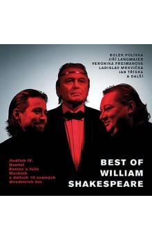 William Shakespeare: Best Of William Shakespeare - 2 CD cena od 111 Kč