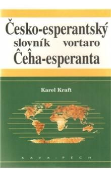 Karel Kraft: Česko-esperantský slovník cena od 130 Kč