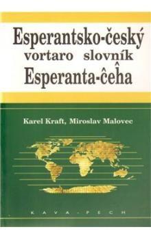 Karel Kraft, Miroslav Malovec: Esperantsko-český slovník cena od 98 Kč