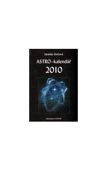 Jarmila Gričová: Astro-kalendář 2010 cena od 120 Kč