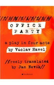 Václav Havel: Office Party cena od 96 Kč