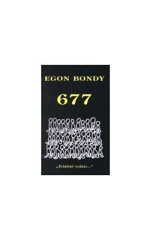 Egon Bondy: 677 cena od 138 Kč