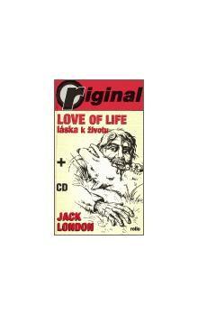 Jack London: Love of Life - Láska k životu (+CD) cena od 130 Kč