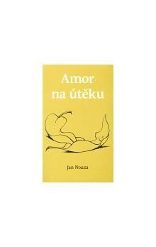 Jan Nouza: Amor na útěku cena od 108 Kč