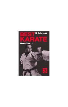 Masatoši Nakajama: Best karate 3. Kumite 1 cena od 137 Kč