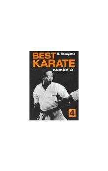 Masatoši Nakajama: Best Karate 4. Kumite 2 cena od 137 Kč