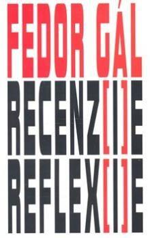 Fedor Gál: Recenz(i)e Reflex(i)e cena od 125 Kč