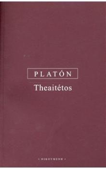 Platón: Theaitétos cena od 104 Kč