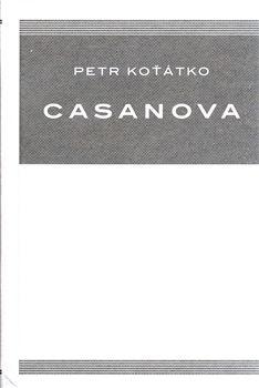 Petr Koťátko: Casanova cena od 146 Kč