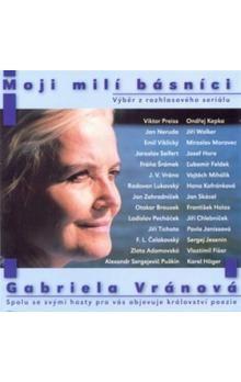 Gabriela Vránová: Moji milí básníci (CD) cena od 74 Kč