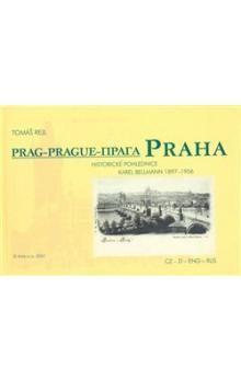 Tomáš Rejl: Praha cena od 136 Kč