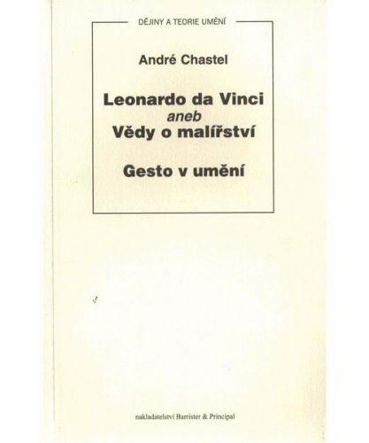 Barrister & Principal Leonardo da Vinci aneb Vědy o malířství cena od 167 Kč