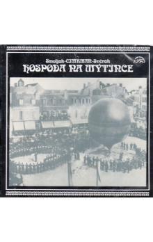 Ladislav Smoljak, Zdeněk Svěrák: Divadlo J.C. - Hospoda na mýtince - CD - Ladislav Smoljak cena od 118 Kč