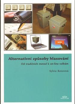 Sylvie Reterová: Alternativní způsoby hlasování cena od 112 Kč