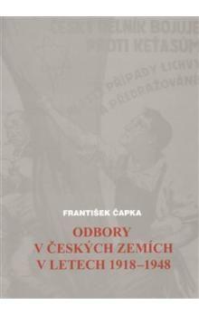 CERM Odbory v českých zemích v letech 1918-1948 cena od 174 Kč