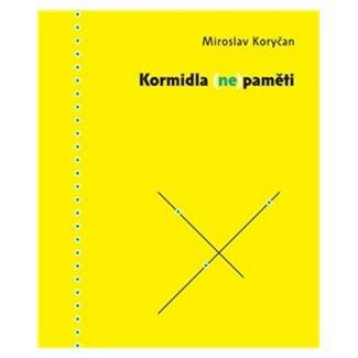 Miroslav Koryčan: Kormidla (ne)paměti cena od 88 Kč