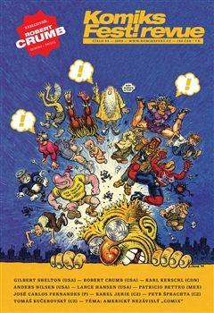 Labyrint KomiksFest!revue 04/2009 cena od 75 Kč
