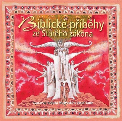 Ivan Olbracht: Biblické příběhy ze Starého zákona (CD) cena od 161 Kč