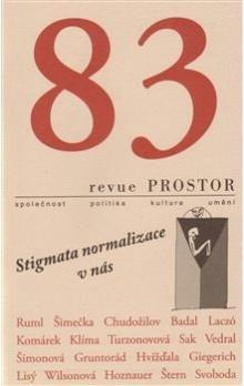 Sdružení pro vydávání revue Pr Prostor 83 cena od 119 Kč