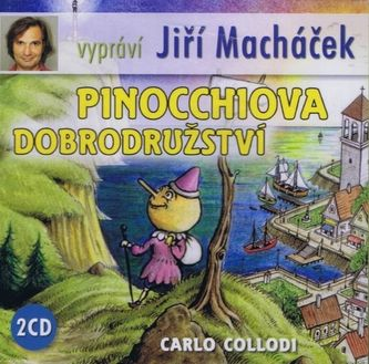 Carlo Collodi: Pinocchiova dobrodružství cena od 180 Kč