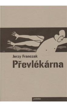 Jerzy Franczak: Převlékárna cena od 137 Kč