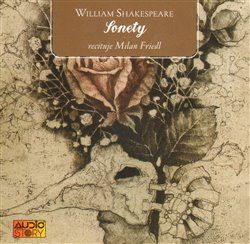 William Shakespeare: Sonety - William Shakespeare - CD cena od 99 Kč