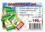 Romantický jih - Balíček průvodců (31-Českobudějovicko-sever, 32-Českobudějovicko-jih, 52- cena od 128 Kč