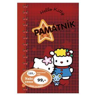 Hello Kitty Památník cena od 70 Kč