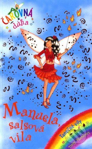 Daisy Meadows: Manuela, salsová víla cena od 110 Kč