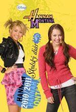 Walt Disney: Hannah Montana Diár 2010/2011 cena od 137 Kč